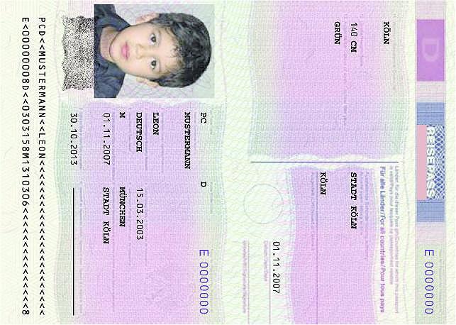 dokumentennummer ausweis